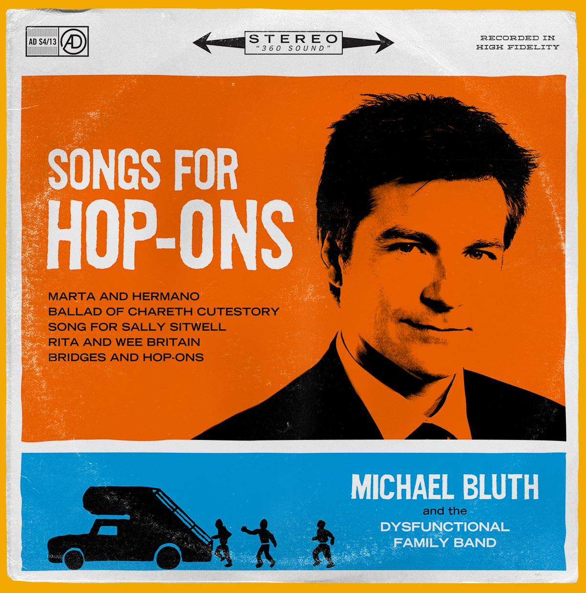 Michael Bluth: Songs for Hop-ons by Josh Cox