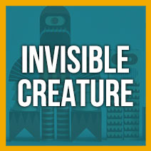 Invisible Creature